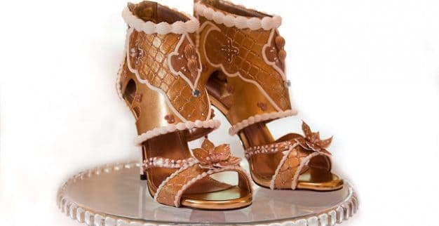 World's most expensive shoe sandal diamons shoes