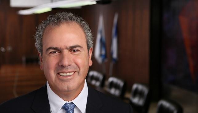 ISDE President Yoram Dvash