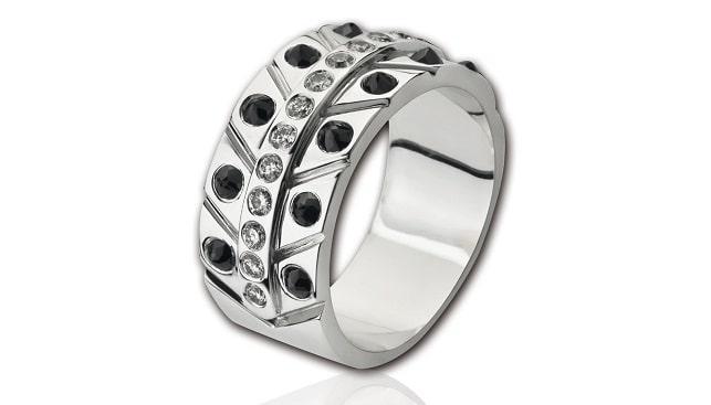 diamond ring Novo Hombre