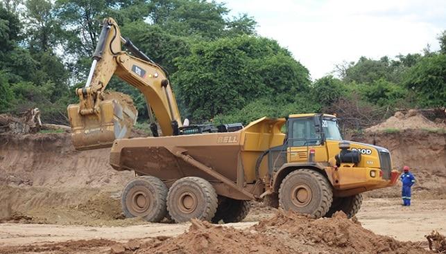 Zimbabwe diamond mining Marange