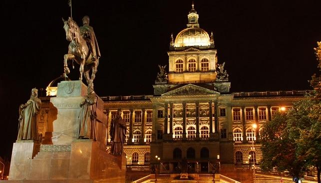 National museum Prague Czech