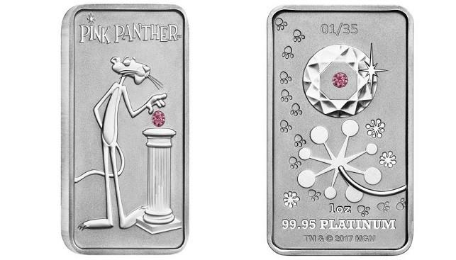 Pink Panther Platinum Diamond