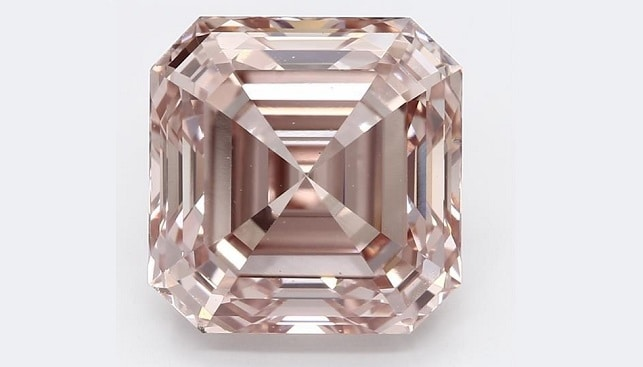 Pink Lab Diamond