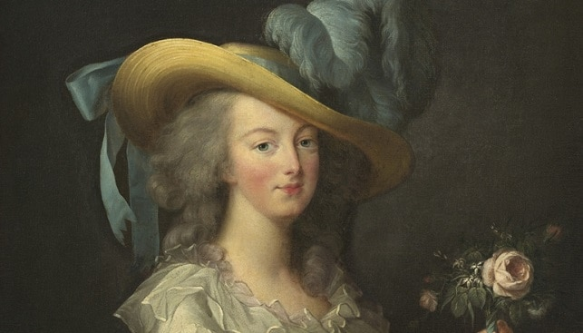Marie-Antoinette French painting