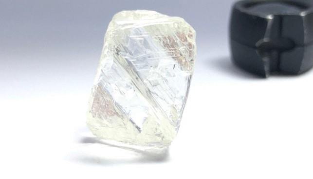 big white diamond canada