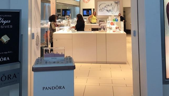 pandora fashion jewelry store