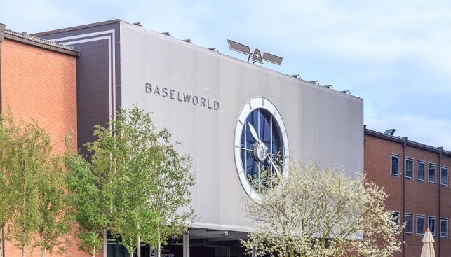 Baselworld watch exhibition Switzerland