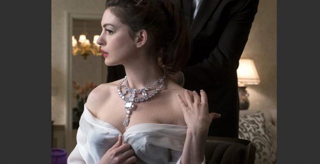Ocean's 8 Cartier jewelry