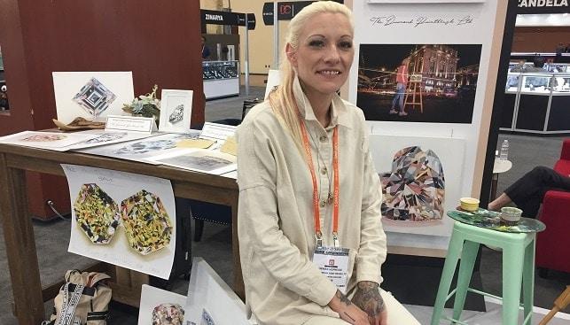 diamond paintings Anne Decee