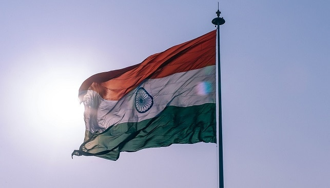 Indian flag India