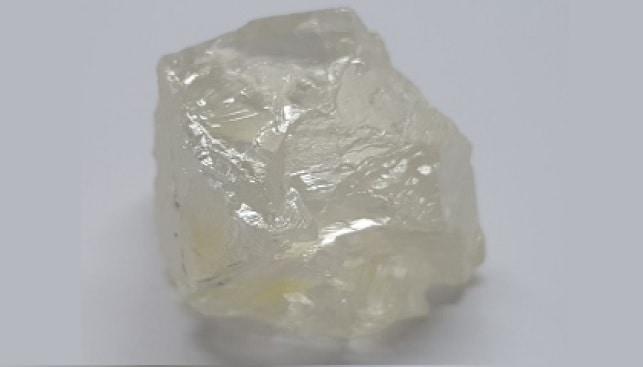 Lucapa 114 carat diamond