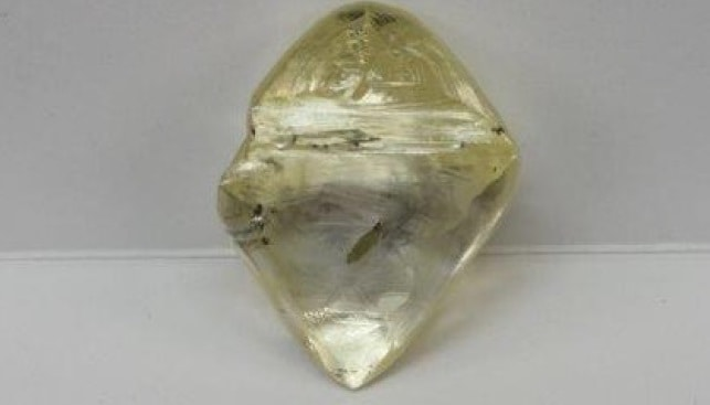 lucapa yellow diamond