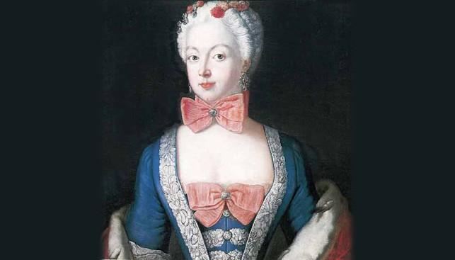 Elisabeth Christine Ehefrau