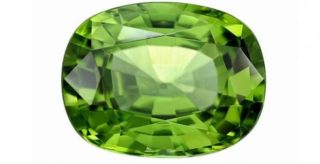 August Birthstone: Peridot - Israeli Diamond
