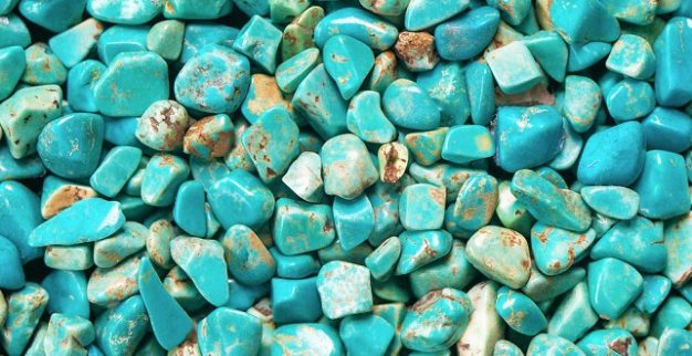 December Birthstone: Turquoise - Israeli Diamond