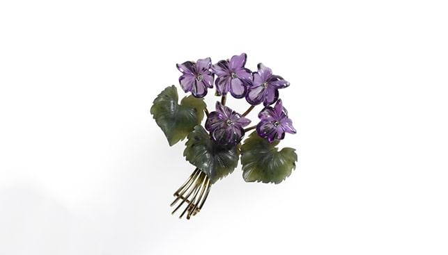 Violet-amethyst-flowes-brooch
