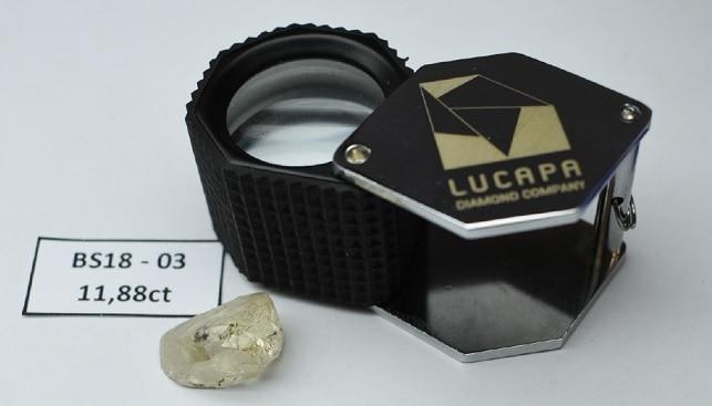 Lucapa diamonds big diamond