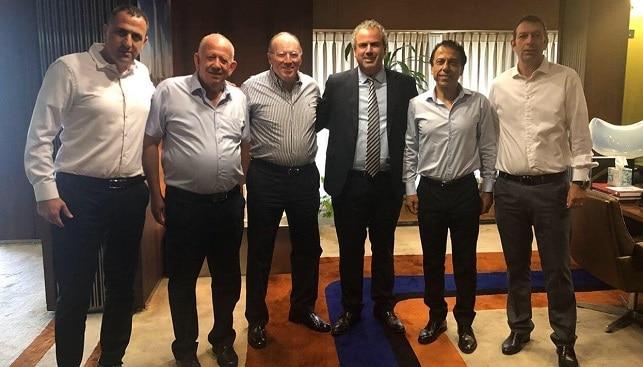israeli diamond exchange presidents