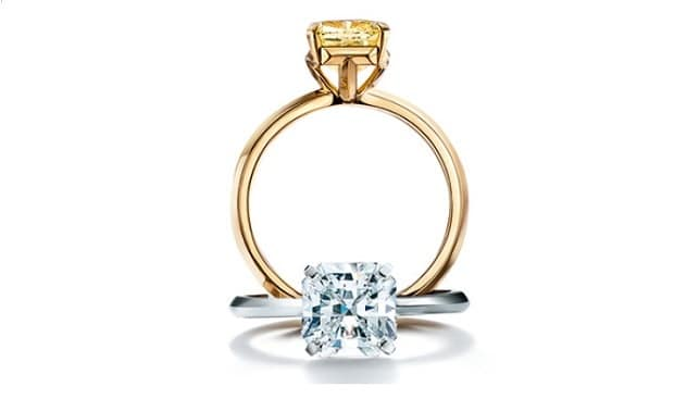 TIFFANY ENGAGEMENT DIAMOND RINGS