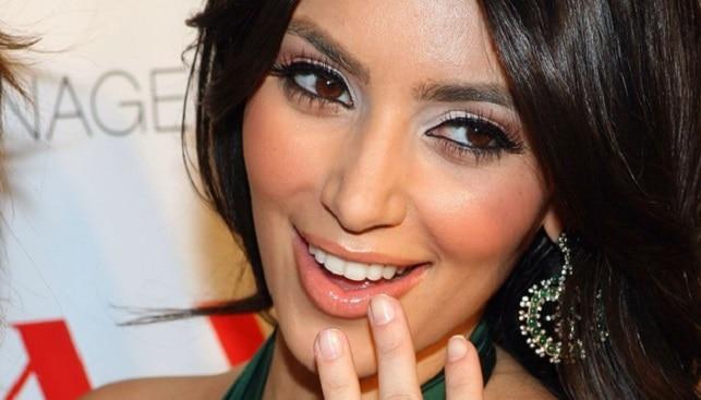 Kim Kardashian diamond jewlery