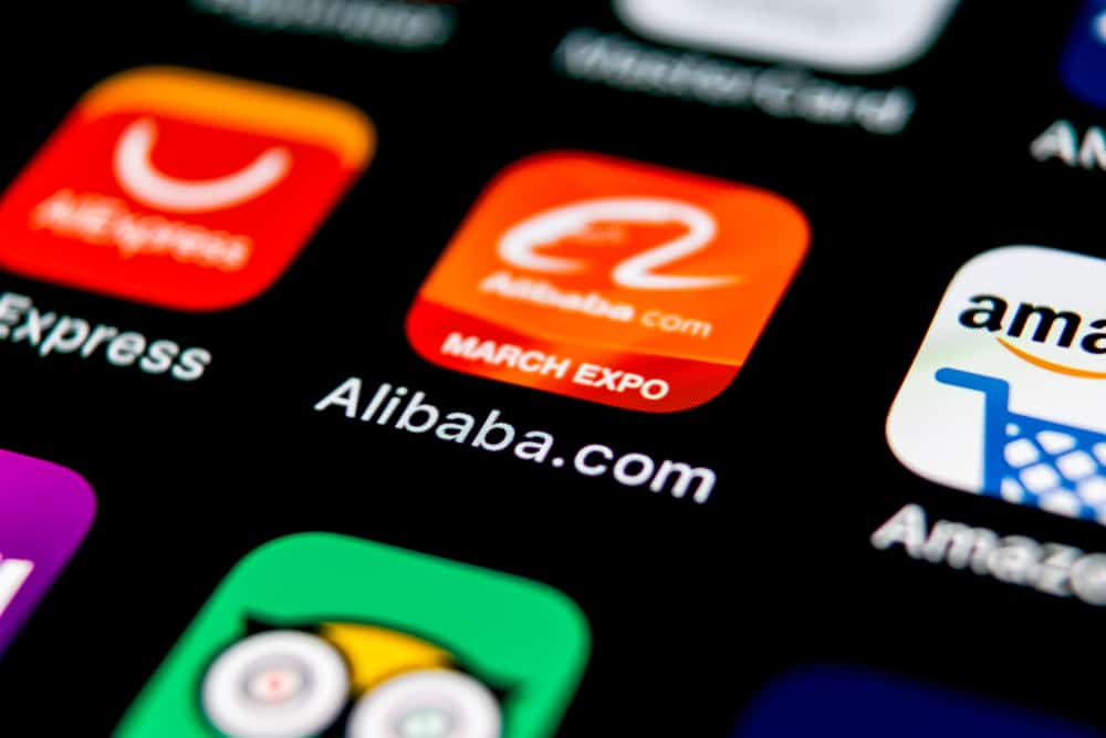 Alibaba AliExpresss eCommerce