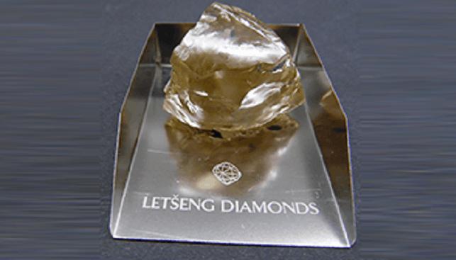 brown high quality diamond