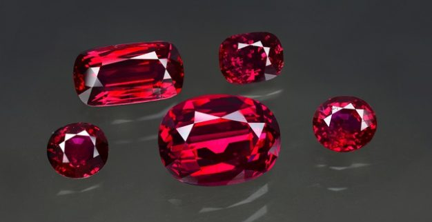 Ruby Mozambique gems