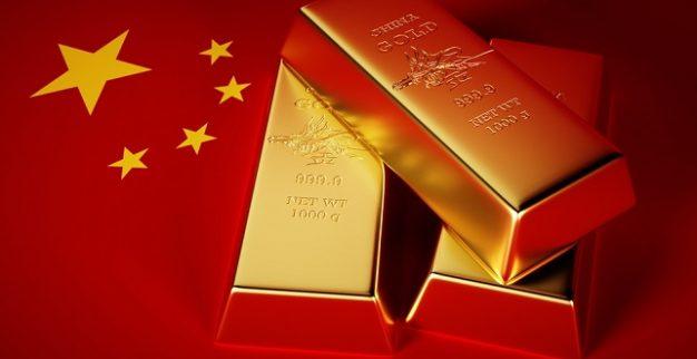 china gold bullions