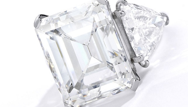 diamond ring Frank Sinatra