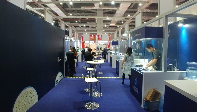 Israeli diamonds CIIE China
