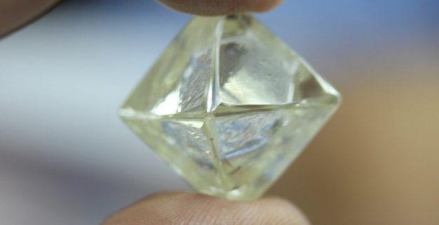 diamcor rough diamond Africa