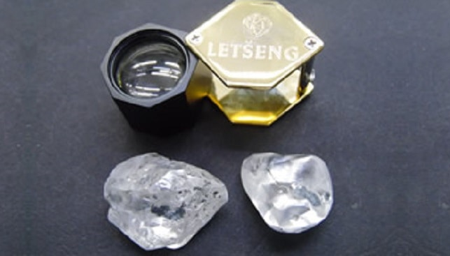 gem diamonds letseng mine