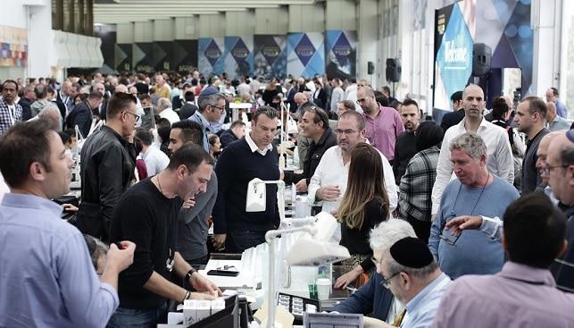 international diamond week Israel