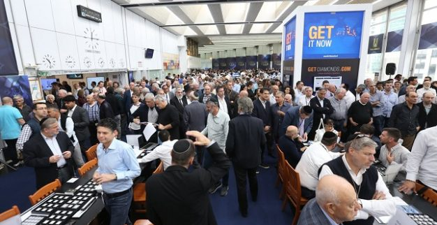 israeli diamond week 2018