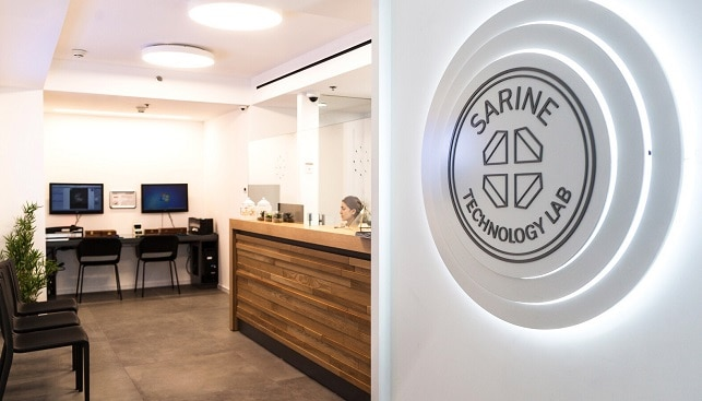 Sarine diamond technologies offices