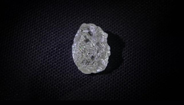 Alrosa 200 carat diamond