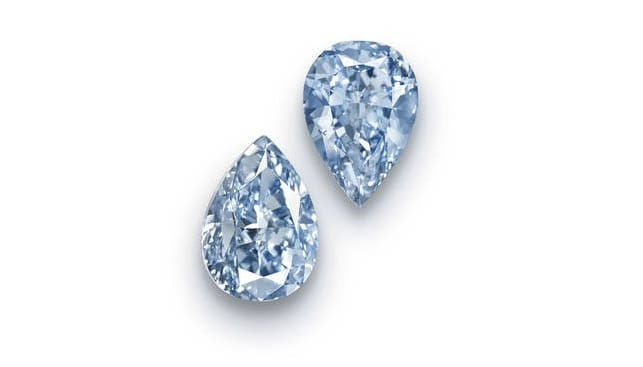 Blue Diamond Ring Christie's