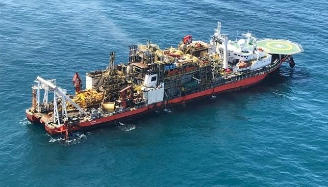 namibia marine diamond mining