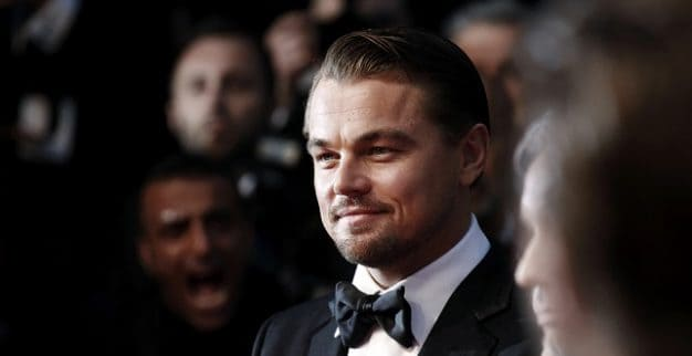 Leonardo DiCaprio diamond foundry