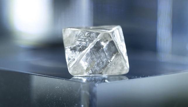 Rio Tinto large diamond