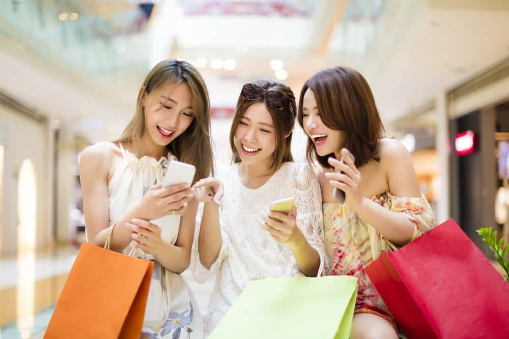 china millenials luxury shopping