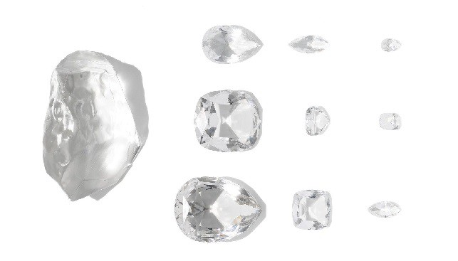 cullinan diamonds collection