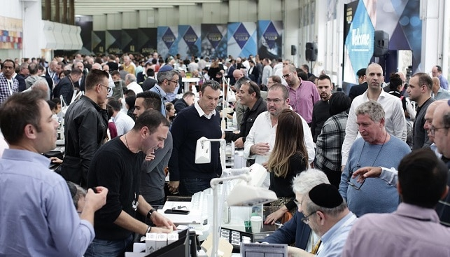 international diamond week in israel