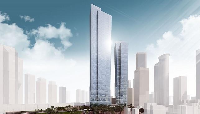 israel diamond exchange new building