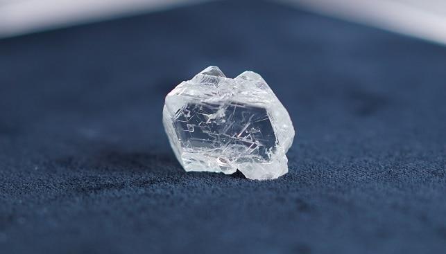 Alrosa 118.91 carat diamond