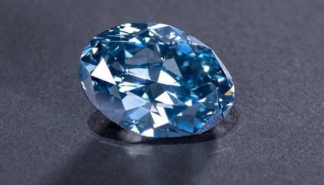 okavango diamonds blue diamond