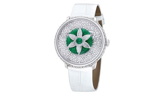 Fabergé lady libertine timepiece