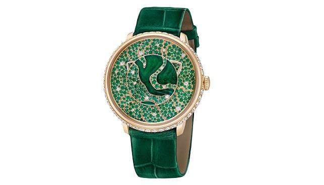 Fabergé libertine diamond timepiece