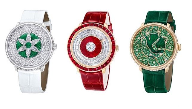 Fabergé luxury timepieces collection