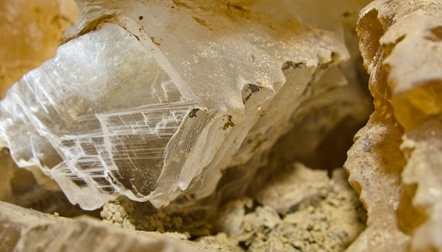 diamond rocks earth research